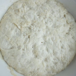 No knead Pizza Dough