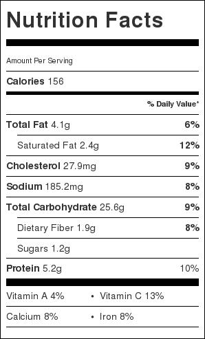 Mashed Potato Rosemary Crisps