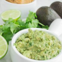 Long Pin for Classic Mexican Guacamole