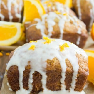 Best Orange Carrot Cakes