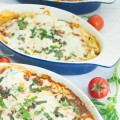 Easy Speedy Blue Cheese Lasagna