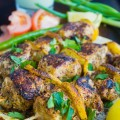 Turkish Style Chicken Skewers