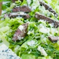 Steak Blue Cheese Caesar Salad