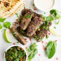 Ultimate Lamb Kabab Platter