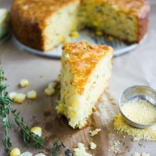 Cheddar Zucchini Best Cornbread Recipe