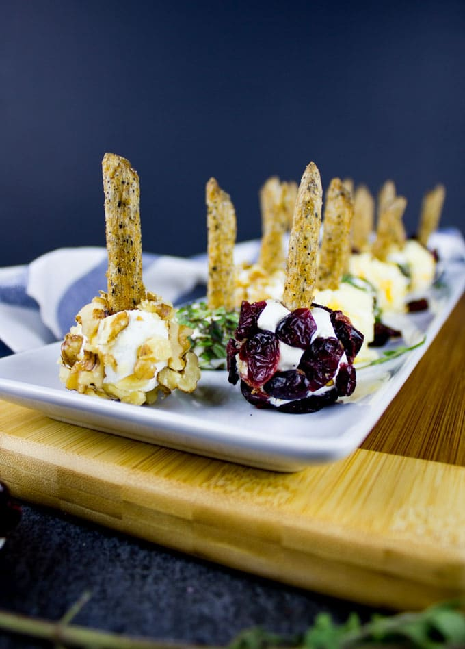 Mini cheese ball recipe bites two purple figs mini cheese ball recipe bites snacking and finger food has never been so easy forumfinder Image collections