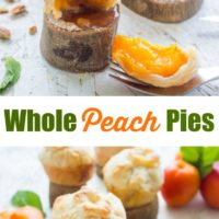 Whole Apricot or Peach Pies