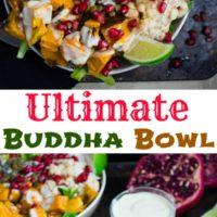 Buddha Bowl -Pin