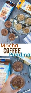 Mocha Coffee Pudding - Pin