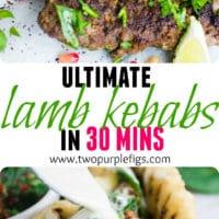 Long Pin for Ultimate Lamb Kabab Platter