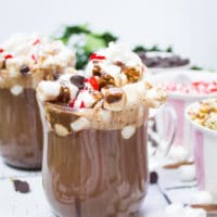 Long Pin for Hot Chocolate recipe