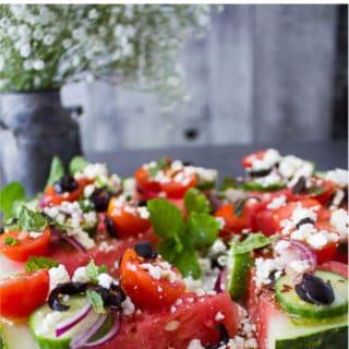 Long Pin for watermelon salad