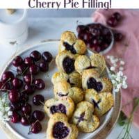 long pin for mini cherry pie