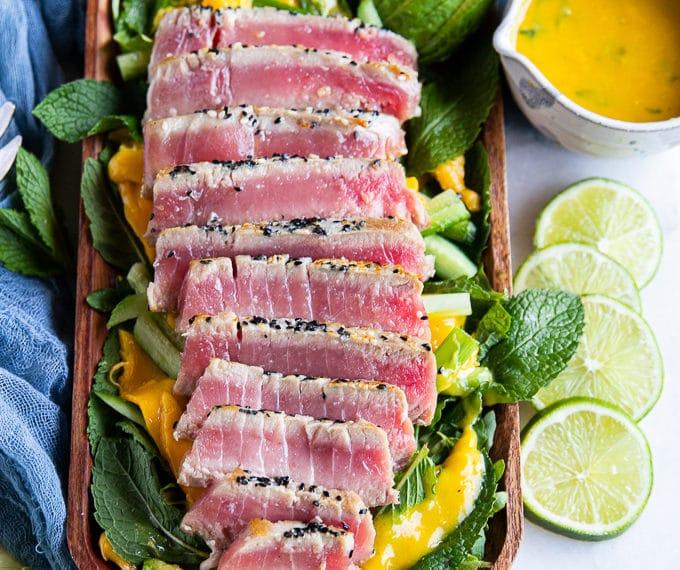 Tuna Steak Recipe