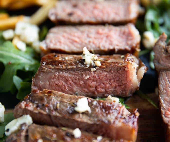 Best NY Strip Steak