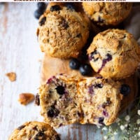 Pin image for bran muffins
